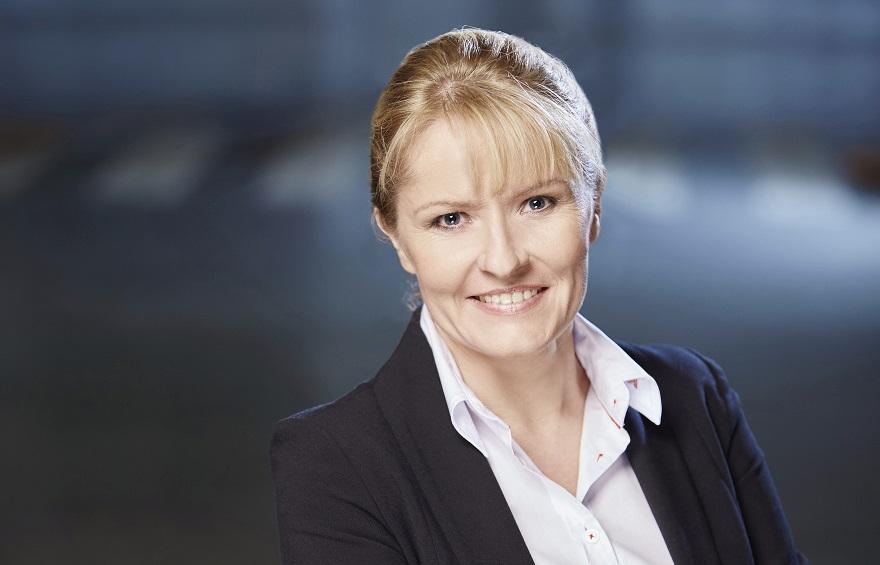 Magdalena Zwolińska członek kierujący największe centrum dystrybucyjne
