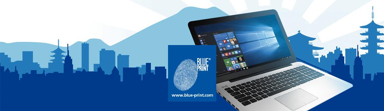 Mocny start z Blue Print!