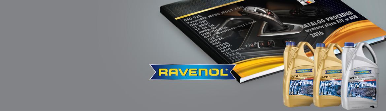 Ravenol. Pierwszy w Polsce!