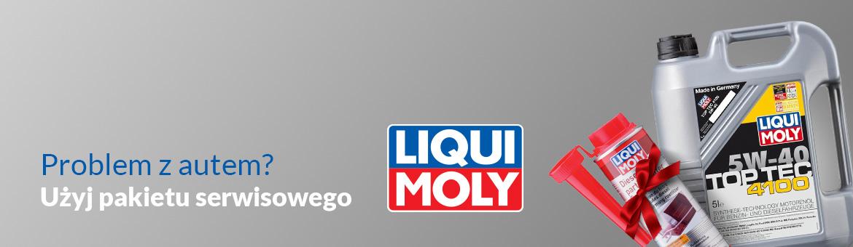 Liqui Moly 5L + dodatek