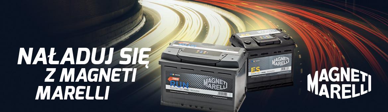 Naładuj się z Magneti Marelli