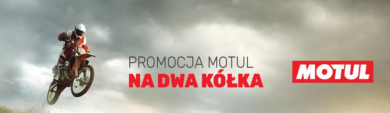 Promocja Motul na dwa kółka