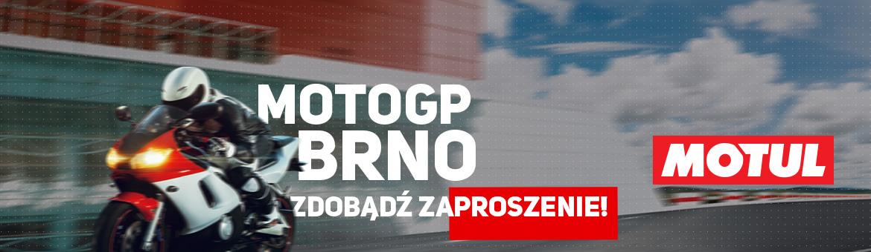 MotoGP Brno – zdobądź zaproszenie!