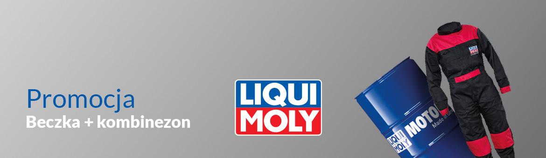 Beczka + kombinezon Liqui Moly