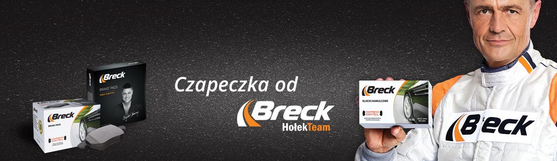 Czapki od Breck