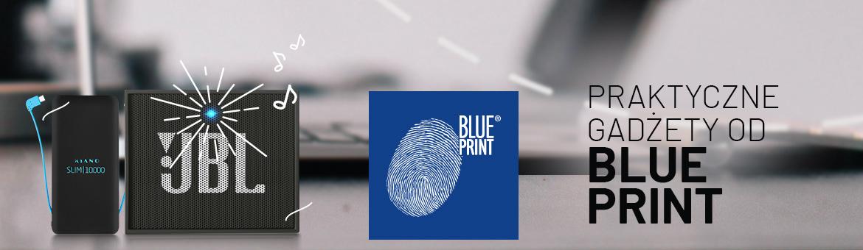Praktyczne gadżety od Blue Print