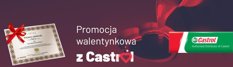 Promocja walentynkowa z Castrol