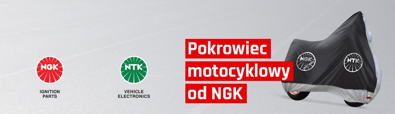 Pokrowiec motocyklowy od NGK