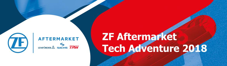 ZF Tech Adventure 2018