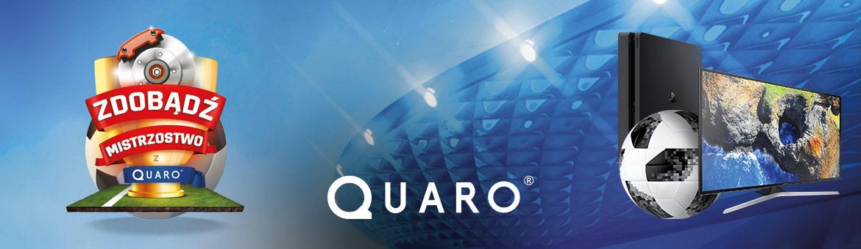 Zdobądź mistrzostwo z Quaro