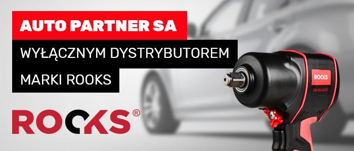 narzędzia Rooks w ofercie Auto Partner