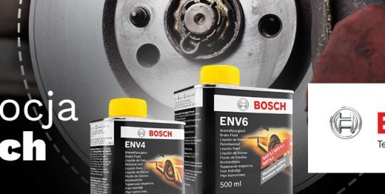 promocja na płyn hamulcowy Bosch