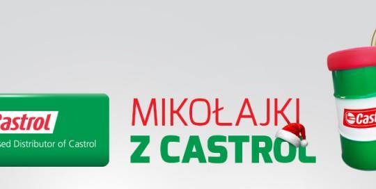 promocja Castrol w Auto Partner