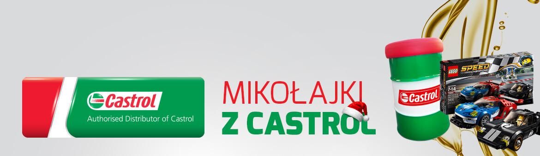 Mikołajki z Castrol