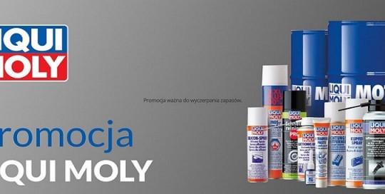 promocja na produkty Liqui Moly w Auto Partner