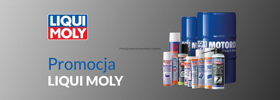 Beczka Liqui Moly + zestaw chemii
