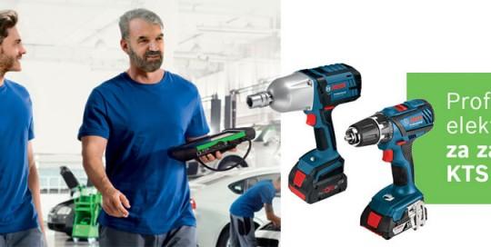Promocja na testery KTS Bosch