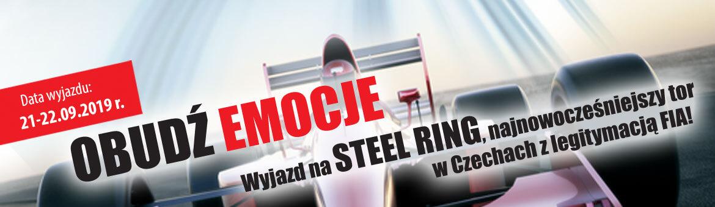 Obudź emocje – weź udział w wydarzeniu na Steel Ring