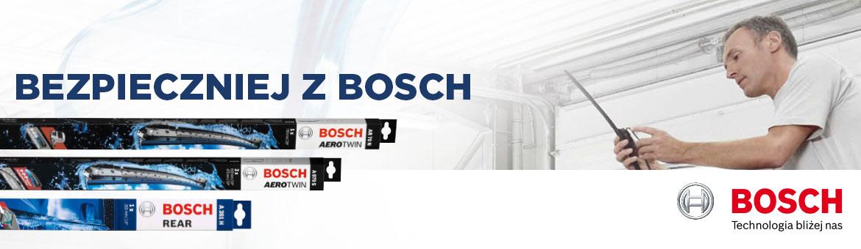 Bezpieczniej z Bosch