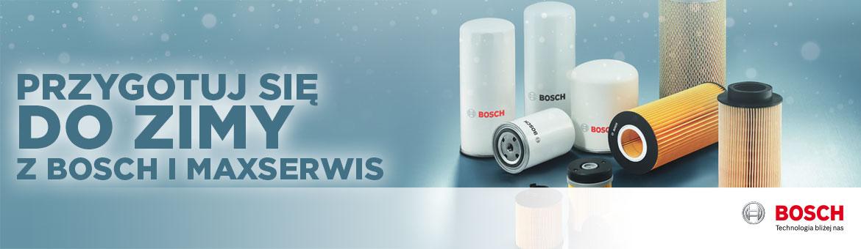 Przygotuj się do zimy z Bosch i MaXserwis