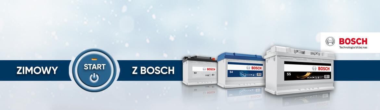 Zimowy start z Bosch