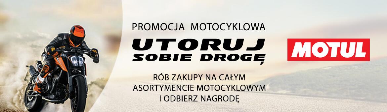 Promocja motocyklowa - utoruj sobie drogę!
