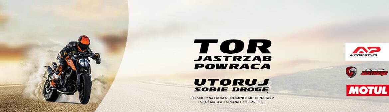 Tor Jastrząb powraca - utoruj sobie drogę!