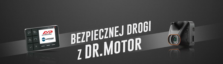 Bezpiecznej drogi z Dr.Motor
