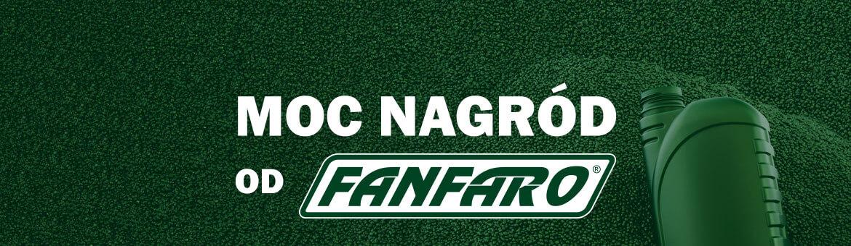 Moc nagród od Fanfaro