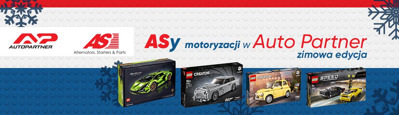 ASy motoryzacji w Auto Partner – zimowa edycja