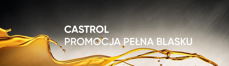 Castrol - promocja pełna blasku