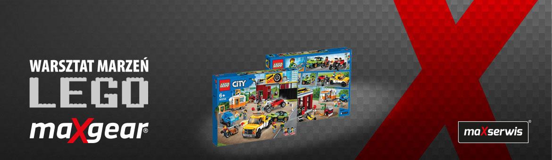 Warsztat marzeń LEGO MaXgear
