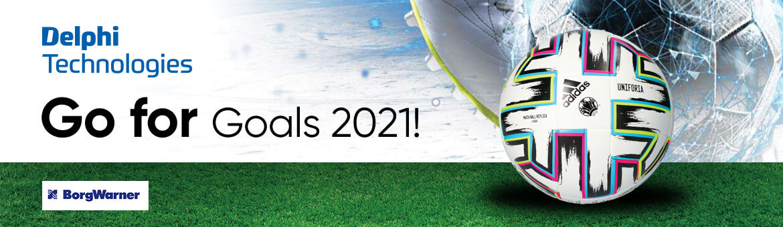 Go for Goals 2021!