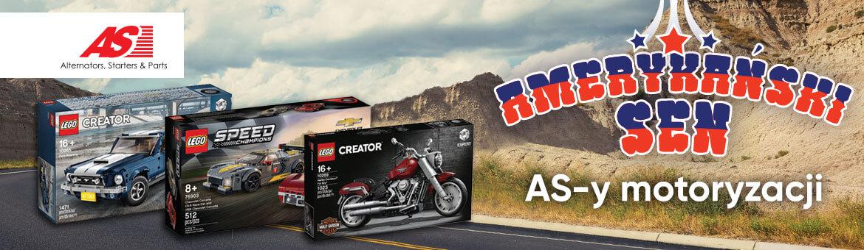 AS-y motoryzacji – Amerykański Sen – lato 2021